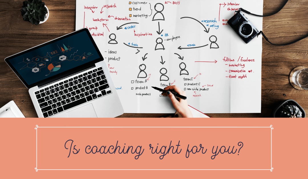 Is content marketing coaching right for you