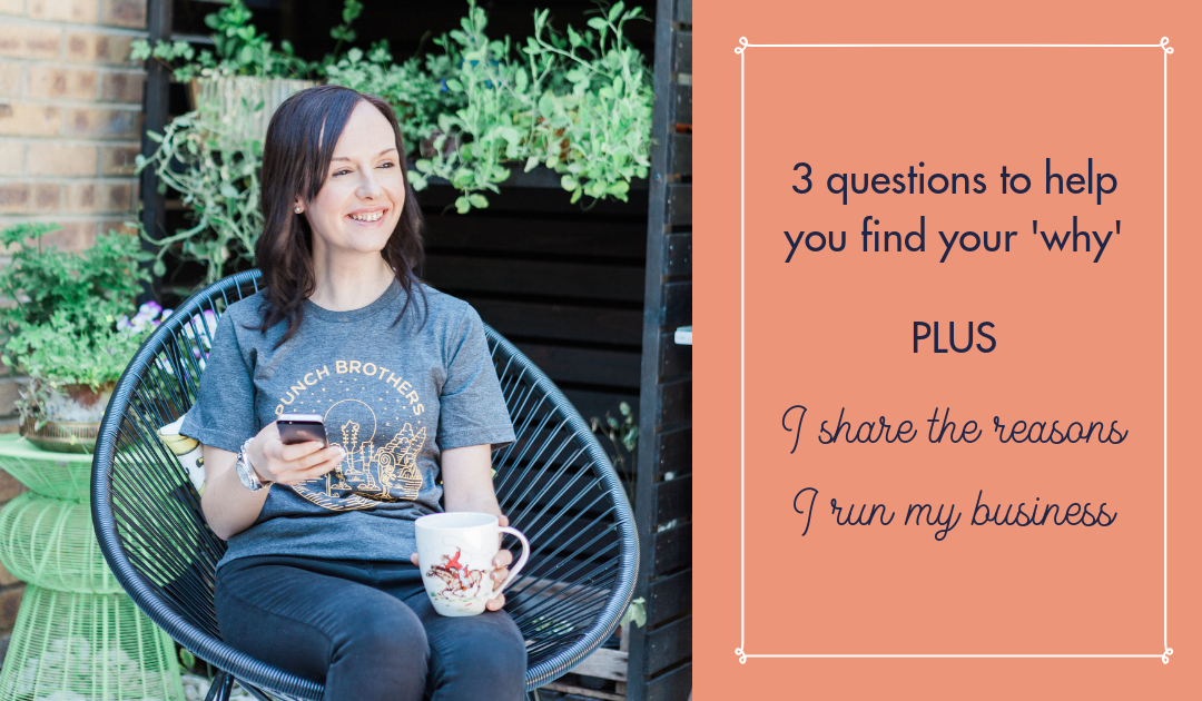 3 questions to help you find your business purpose